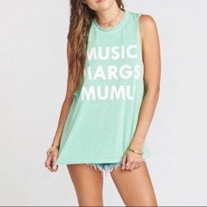 SMYM Mikey Muscle Tank - Music Margs Mumu
